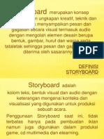 Definisi Storyboard AH