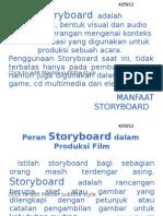Manfaat Storyboard AH
