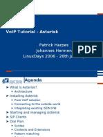 Asterisk Tutorial Presentation V1.0