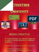 7 Creativity
