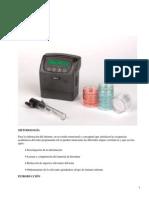 medidor particulas