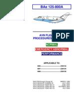 Hawker Checklist Thru Rev02 & TR03