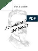 TIC. Internet.