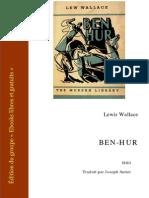 Wallace Ben Hur