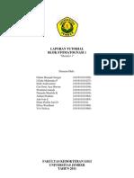 Laporan Tutorial Stomatognasi I