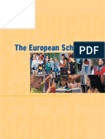 Brochure en the European Schools