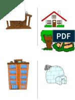 Libro de imágenes de casas