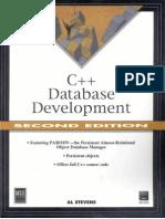 C++ Database Development 1558283579