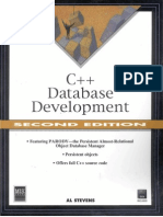 C++ Database Development 1558283579