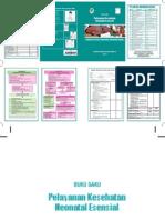 Buku Saku Pelayanan Kesehatan Neonatal Esensial