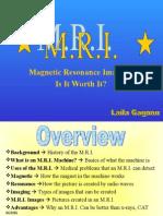 MRI Presentation