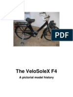The Solex F4 - A Pictorial Model History