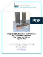 Appendices to Manual > D (2) Imperial Steel Mold Fabrication Instructions