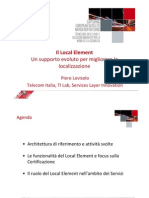 Presentazione P. Lovisolo