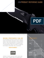Gerber 2011 Product Guide