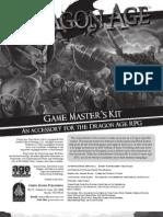 Dragon Age Game Master's Kit - A Bann Too Many v1.2