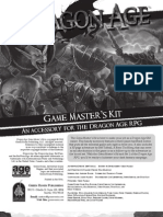 Dragon Age Game Master's Kit - A Bann Too Many v1.2