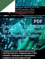Codificando e Magazine 20
