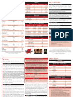 Dragon Age Reference Tables