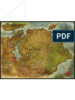 Dragon Age RPG, Set 1 - Ferelden Map