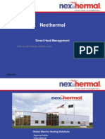 Electric Heating Solutions - Nexthermal Smart Heat Management