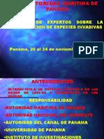 Biocontaminacion en Panama