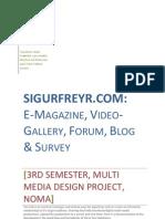 SIGURFREYR.COM