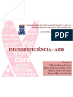 Apresentação de Imunodefiência- AIDS