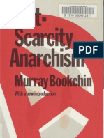 Murray Bookchin - Post-Scarcity Anarchism