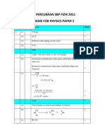 Trial SPM_Fiz K2 Marking Scheme 2011