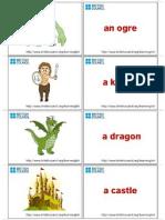 Dragon Flashcard 2