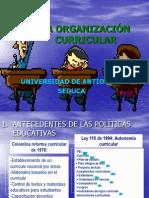 laorganizacincurricular-090406095707-phpapp01
