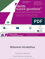 Francesca Moccia su malpractice, medicina difensiva e diritti dei cittadini