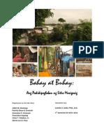 Bahay at Buhay CD 242