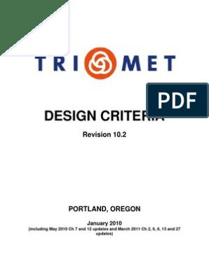 TriMet Design_Criteria_10 2   Rain   Precipitation