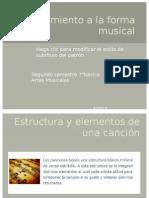 Acercamiento a La Forma Musical