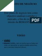 CONCEITO DE NEGÓCIO