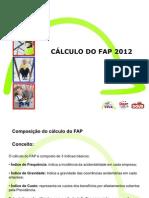 FAP 2012