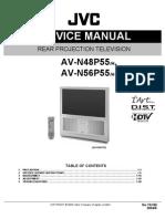 Jvc Av - n48p55 Chasis Rp
