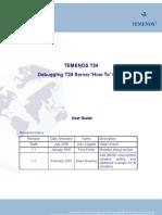 Debugging T24