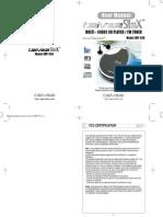 iMP-550 Eng Lish Manual