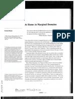 Marginal Domains[1]
