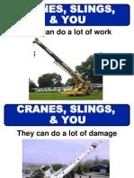 Crane Sling MSHA1