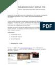Manual Actualizacion Cvlac y Gruplac 2010