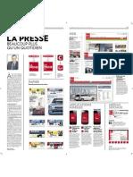 La Presse changes