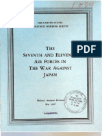 USSBS Report 70, The Seventh and Eleventh Air Forces in the War Against Japan