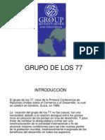 Presentacion G77