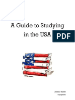 A Guide to Studying in the USA