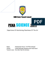 Science Folio