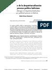 DESAFIOS DE LA DESPATRIARCALIZACIÓN EN BOLIVIA